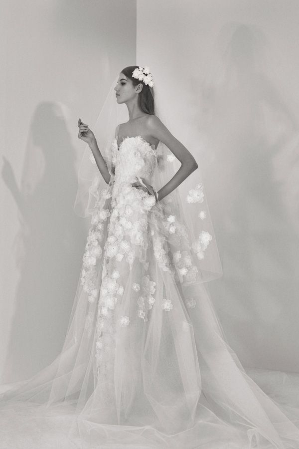 10 elie saab gowns for bold brides philippine tatler Elie Saab Wedding Dress