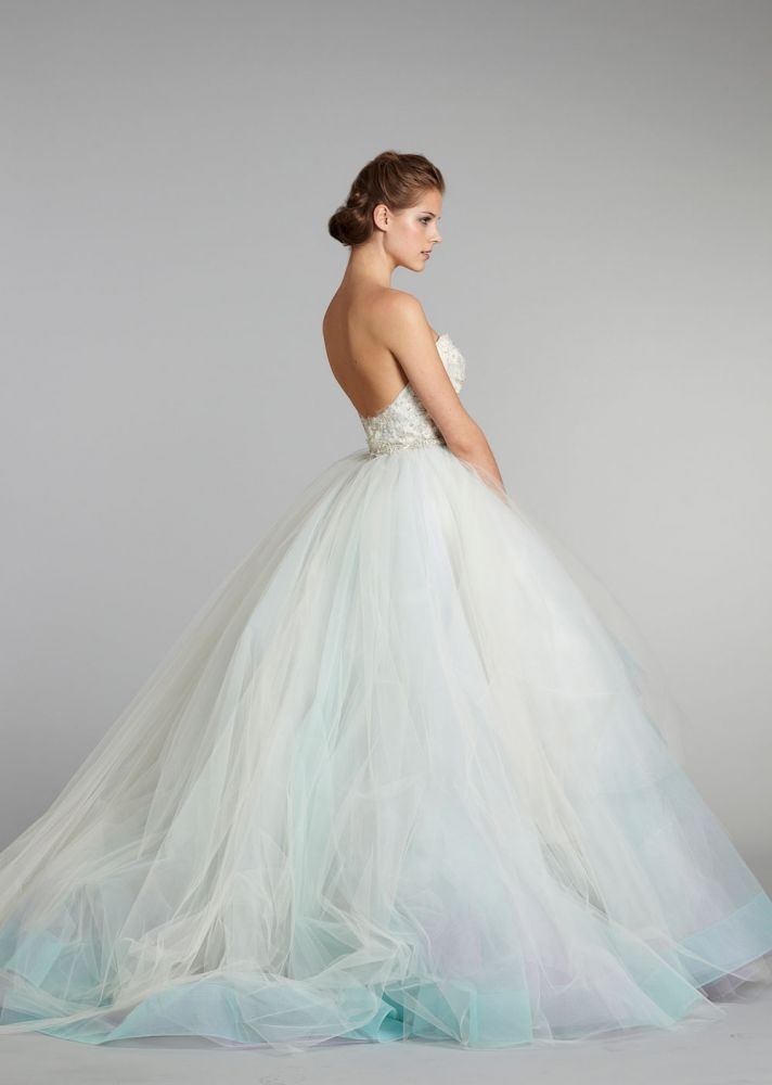 11 exquisite wedding dresses from lazaro wedding dresses Lazaro Wedding Dresses s