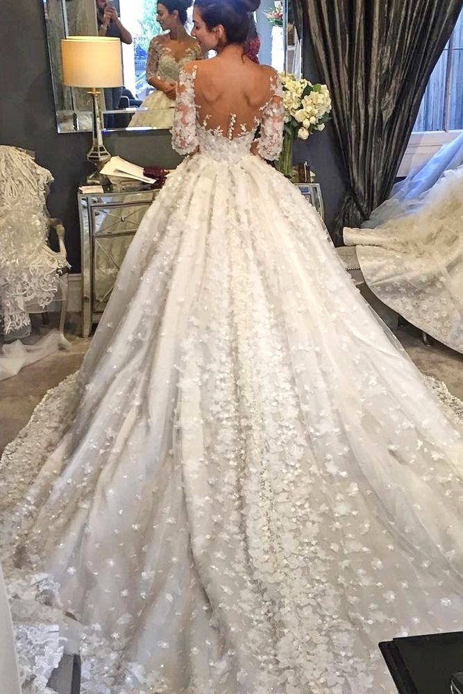 18 of our favorite steven khalil wedding dresses dress Steven Khalil Wedding Dresses s