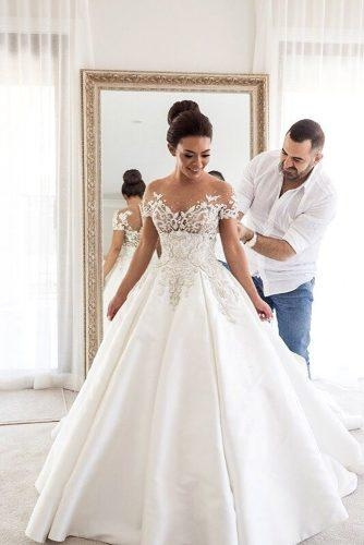 18 of our favorite steven khalil wedding dresses wedding Steven Khalil Wedding Dresses