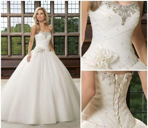 2015 wedding dresses cheap under 100 beads tulle ball gown sweetheart floor length lace up gorgeous wedding dress l37 wedding dresses from china Pretty Wedding Dresses Under 100 Dollars