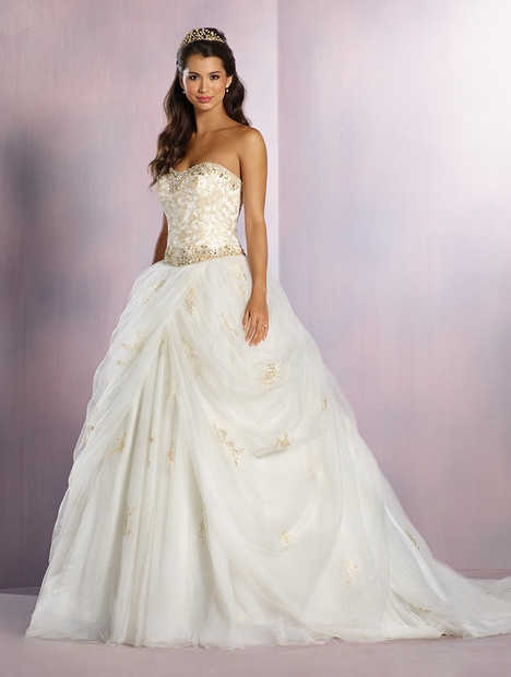 254 belle gold wedding dress alfred angelo disney Alfred Angelo Belle Wedding Dress
