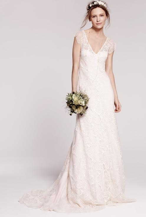 3 gowns we love at nordstrom wedding suites newlywed blog Nordstroms Wedding Dresses