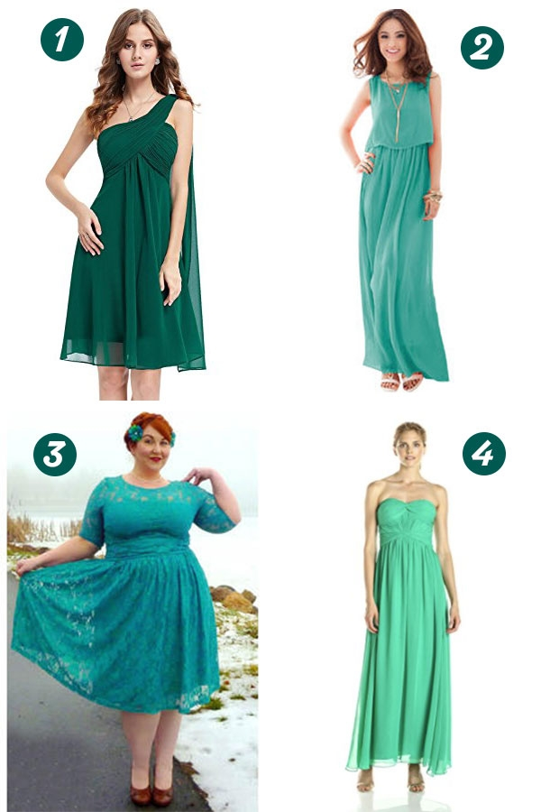 48 bridesmaids dresses under 100 that theyll wear again Jcpenney Bridesmaid Wedding Dresses