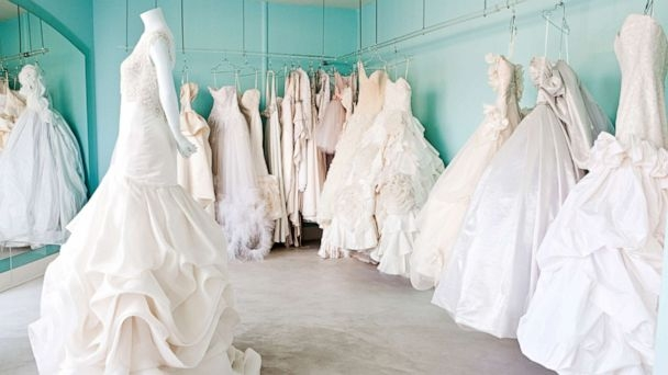 5 websites for buying or selling gorgeous used wedding Reused Wedding Dresses