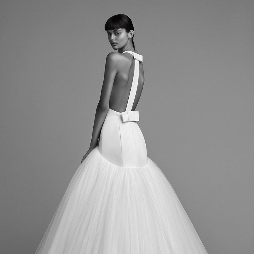 50 wedding dresses with gorgeous back details Wedding Dresses With Dramatic Backs