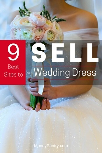 9 best sites to sell your wedding dress on forget ebay Reselling Wedding Dress