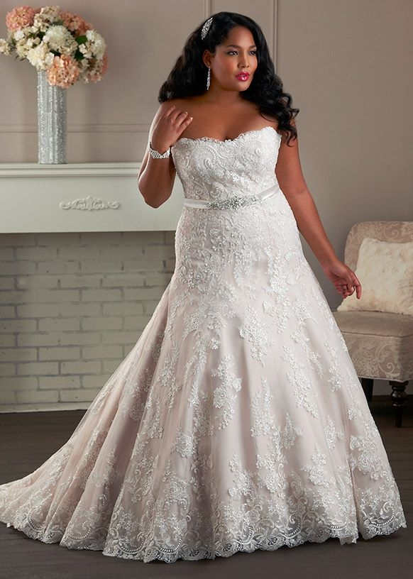 9 top shopping tips for the plus size bride plus size Wedding Dresses Roanoke Va