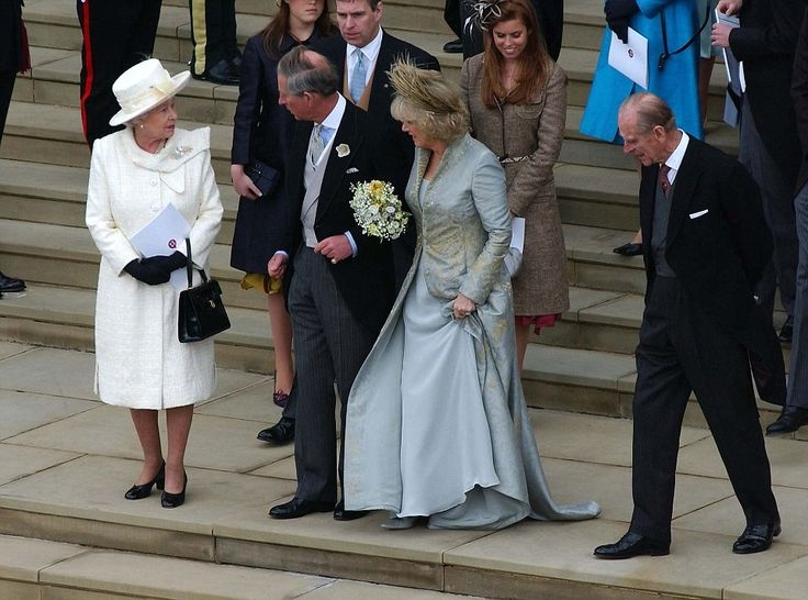 a special day full of magical experience camilla parker Camilla Parker Bowles Wedding Dress