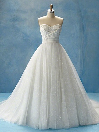 alfred angelo cinderella disney collection style 205 wedding dress on sale Alfred Angelo Disney Wedding Dress