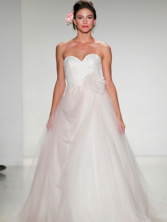 alfred angelo unveils its 2015 disney fairy tale weddings Cinderella Wedding Dress Alfred Angelo