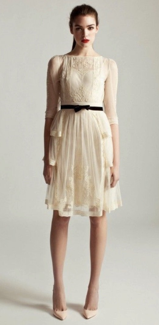 alice temperley the alice botanical dress temperley wedding dress on sale Alice Temperley Wedding Dresses