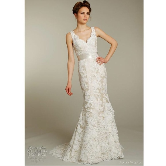 alvina valenta wedding dress style 9161 Alvina Valenta Wedding Dress