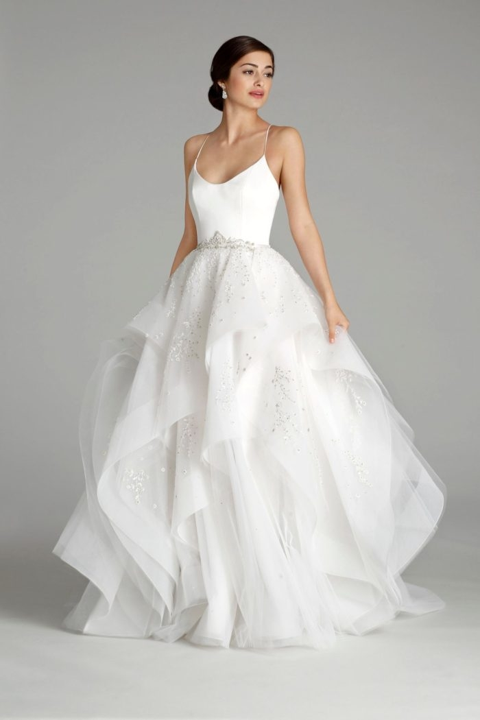 alvina valenta wedding dresses fall 2016 collection dress Alvina Valenta Wedding Dress