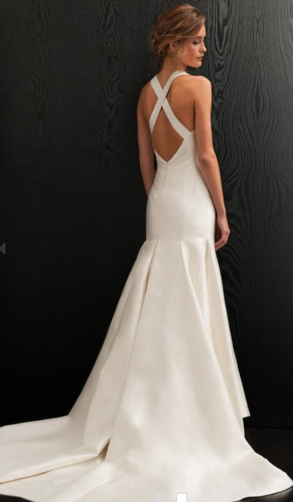amanda wakeley antonella wedding dress on sale 51 off Amanda Wakeley Wedding Dress