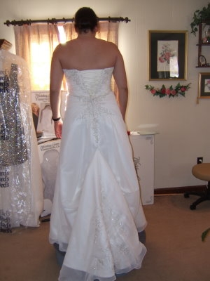 american bustle pictures and useful tips Bustles For Wedding Dresses