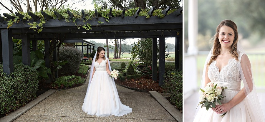 annes bridal portraits at baton rouge country club in baton Wedding Dress Baton Rouge