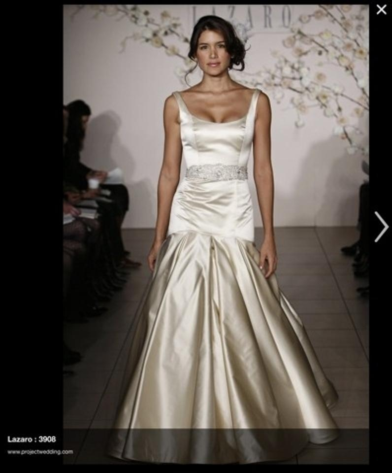antique wedding dress Lazaro Wedding Dresses s