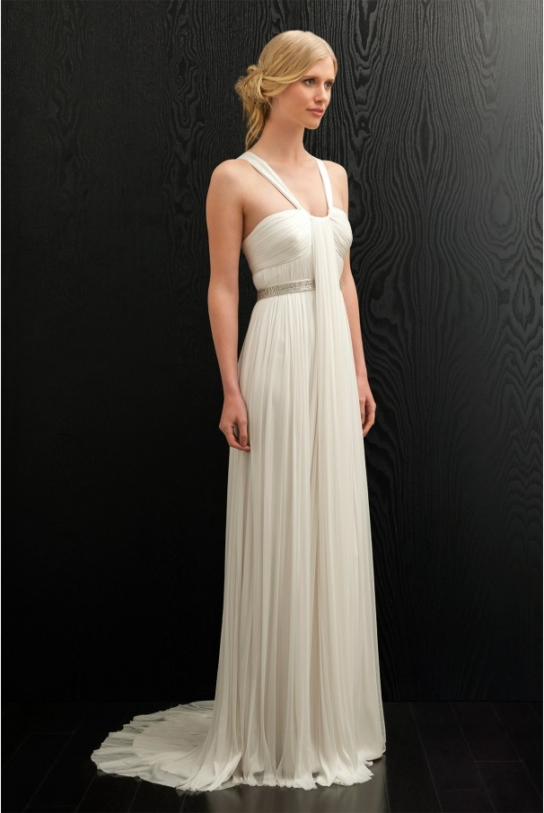 ariel amanda wakeley Amanda Wakeley Wedding Dress