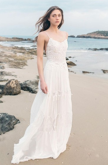 beach destination bridal dresses casual informal Informal Beach Wedding Dresses Casual