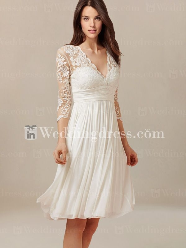 beach short wedding dresses this dress is lovely very not Anthro Wedding Dresses