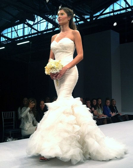 behold the winnie couture wedding dress that got 10000 Winnie Couture Wedding Dresses