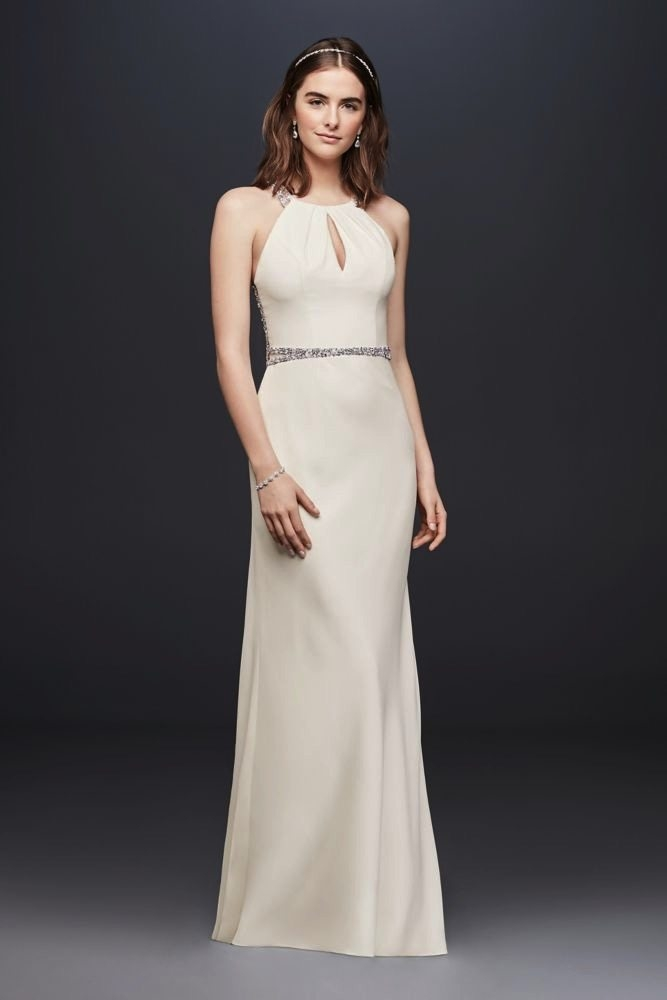 bias cut 1930s style wedding dress jenny packham Bias Cut Wedding Dress