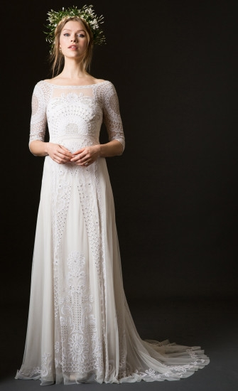 bridal collection lookbook lookbooks Alice Temperley Wedding Dresses