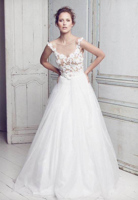 bridal gowns from collette dinnigans 2011 and 2012 Collette Dinnigan Wedding Dress