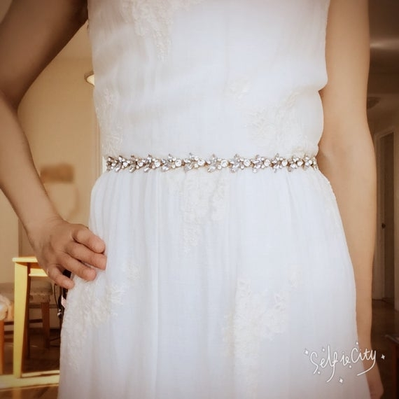 bridal sashwedding dress sash belt rhinestone sash rhinestone bridal bridesmaid sash belt wedding dress sash belt Rhinestone Sashes For Wedding Dresses