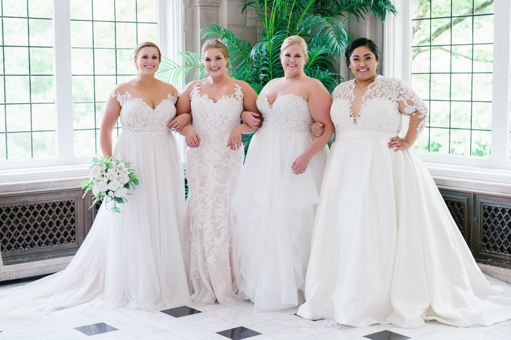 brides young Used Wedding Dresses Indianapolis