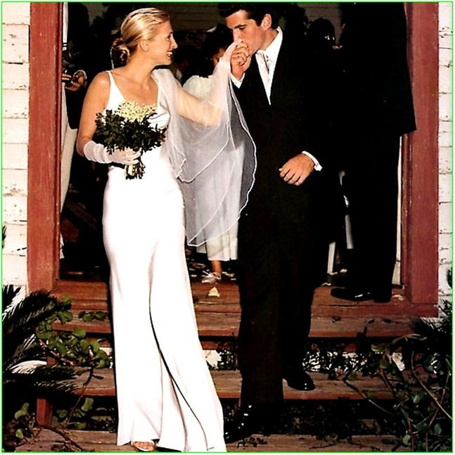 carolyn bessette wedding dress luxury brides Carolyn Bessette Wedding Dress