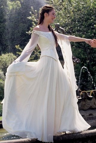 celticmedieval dressi love this so much that i would Elven Wedding Dresses