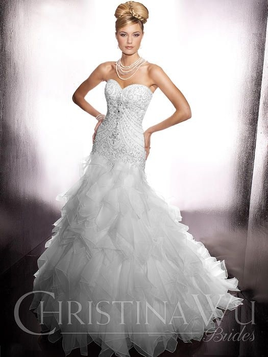 christina wu bridal 15449 christina wu elegant xpressions Wedding Dresses Sioux Falls Sd