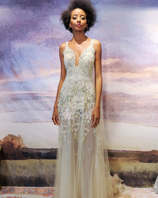 claire pettibone fall 2018 wedding dress collection martha Claire Pettibone Wedding Dresses