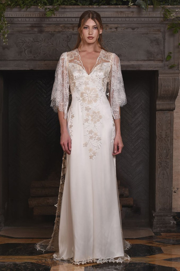 claire pettibone wedding dresses for 2017 the four seasons Claire Pettibone Wedding Dresses