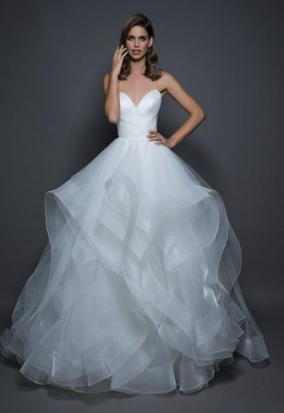 classic ball gown wedding dress Wedding Dress Kleinfeld