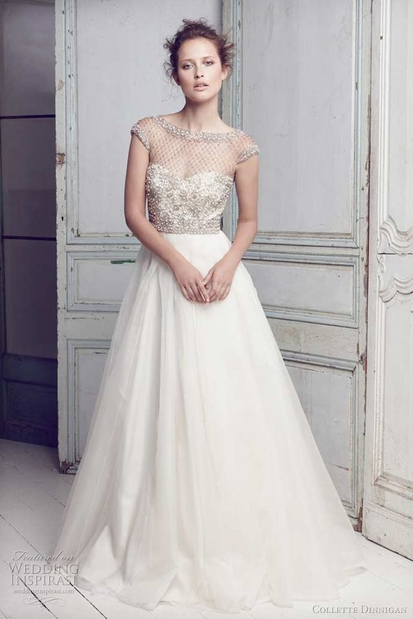 collette dinnigan bridal 2011 wedding dresses nuptials Collette Dinnigan Wedding Dress
