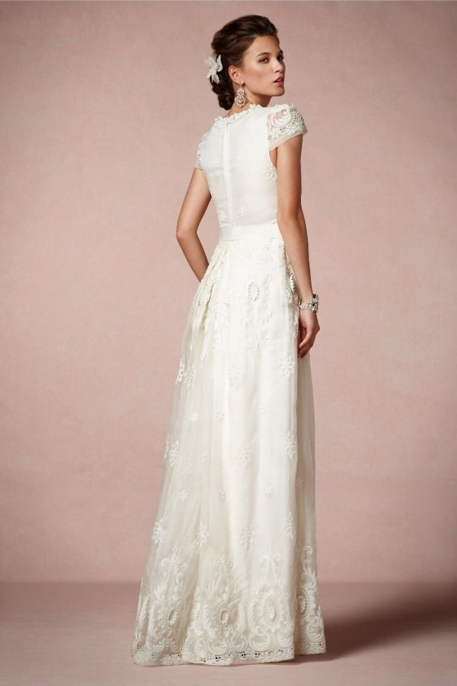 collette dinnigan wedding dress fashion dresses Collette Dinnigan Wedding Dress