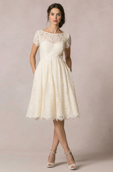 courthouse bridals dresses casualinformal wedding gowns Court House Wedding Dress