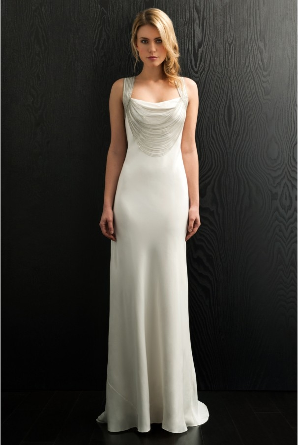 cressida amanda wakeley Amanda Wakeley Wedding Dress