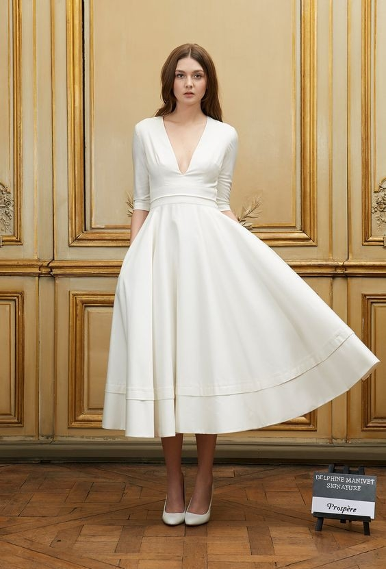 delphine manivet prospere wedding dress on sale 13 off Delphine Manivet Wedding Dress