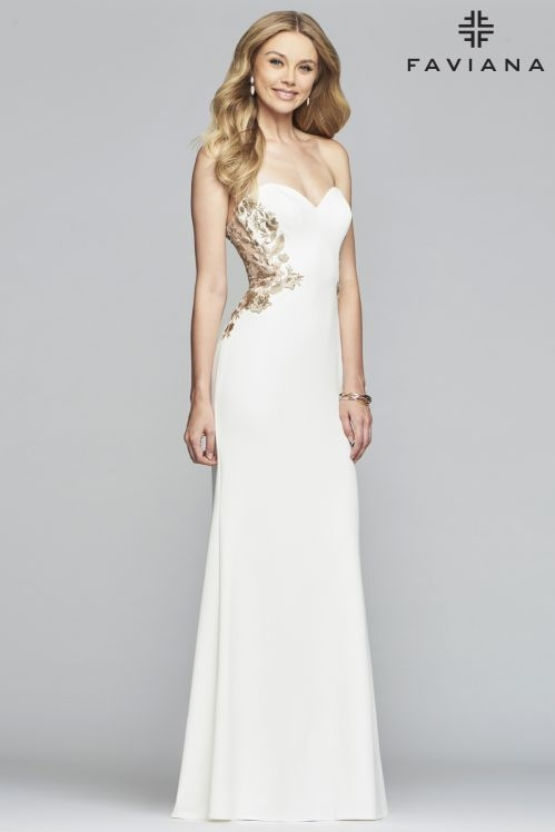 designer wedding dresses designer wedding gowns faviana Faviana Wedding Dresses