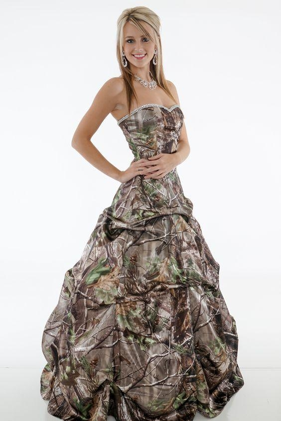 discount 2016 camo wedding dresses a line crystal beaded sweetheart neckline realtree camouflage wedding gowns picked up bridal dresses wedding Realtree Wedding Dress