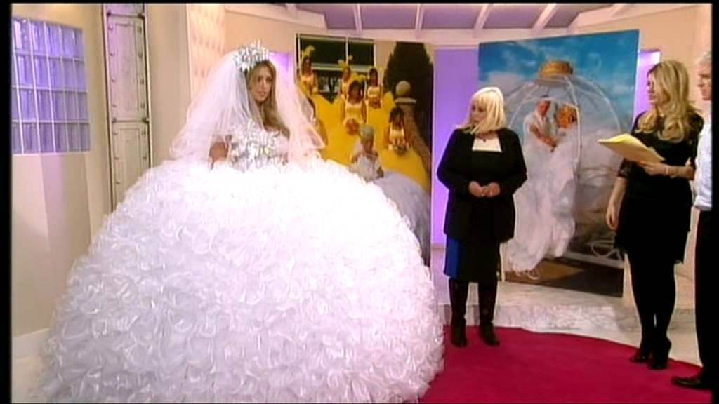 elaborate wedding dresses from the gypsy wedding tv series Gypsy Wedding Dress Pretty