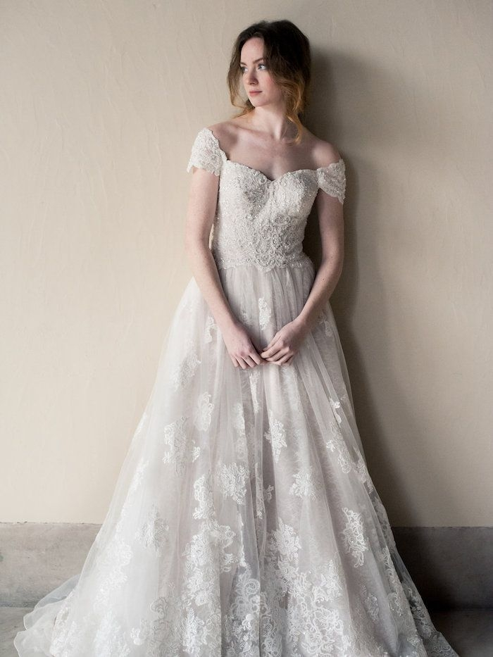 elegant spring collection from oleg cassini wedding Oleg Cassini Wedding Dress