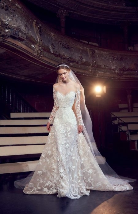 elie saab bridal fall winter 2018 dresses lookbook Elie Saab Wedding Dress
