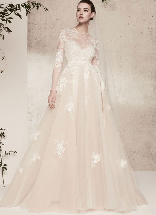 elie saab lelite bridal boutique boston Elie Saab Wedding Dress