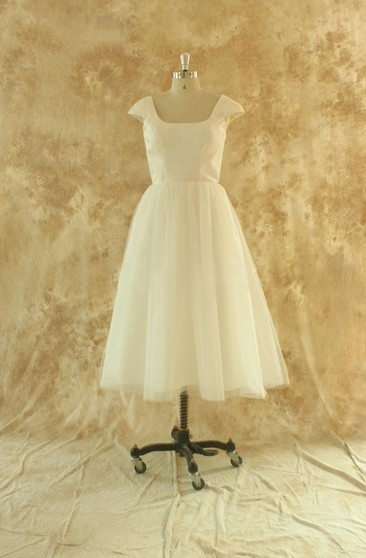 fifties style wedding dresses vintage wedding dresses Fifties Style Wedding Dress