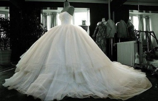 find out where to get the dress Poofy Wedding Dresses